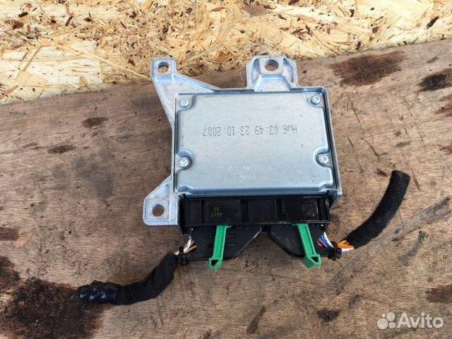 Блок управления аирбаг Peugeot 308 Т7 EP6 2009 89291111129 купить 2