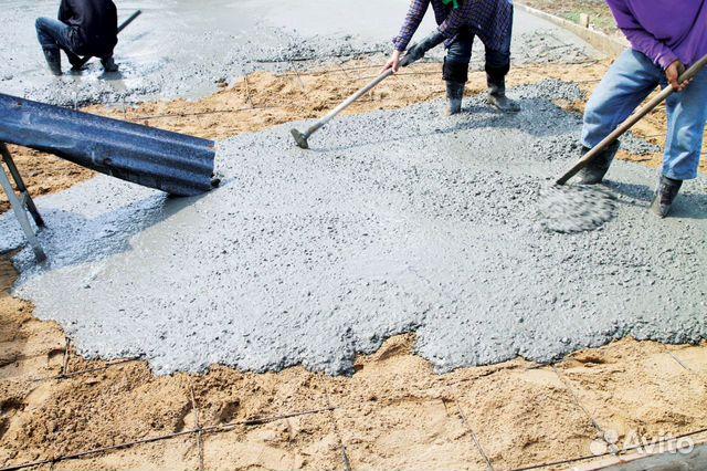 бетон в тихвине купить с доставкой цена