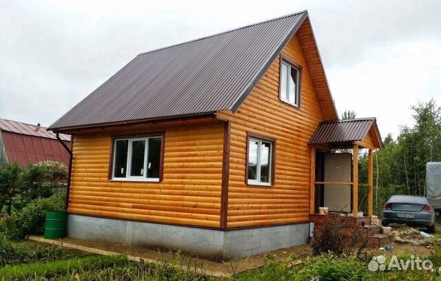 89225996177 Country house 6,0х6,0