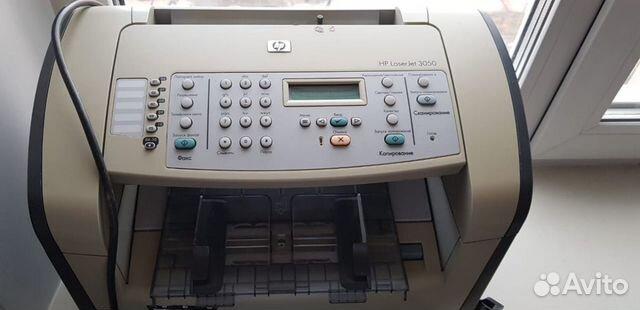 Принтер HP Lazer Jet 3050
