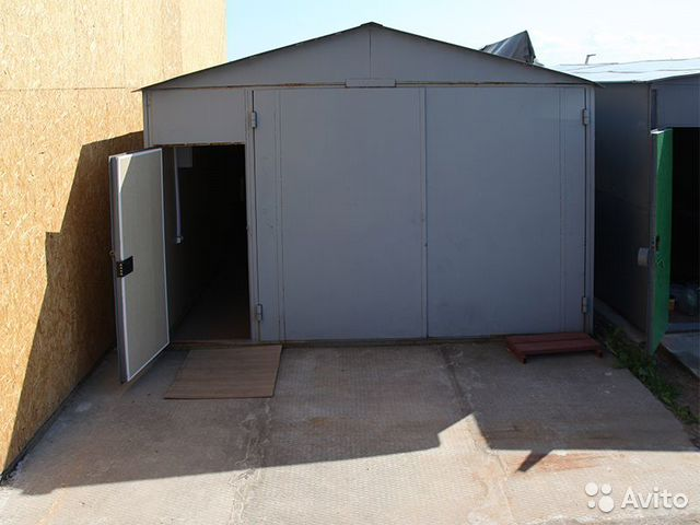 Купить гараж спб объявления купить гараж в тольятти в рассрочку