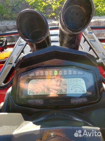 Продам квадроцикл CF moto X8 2012 89050668816 купить 5