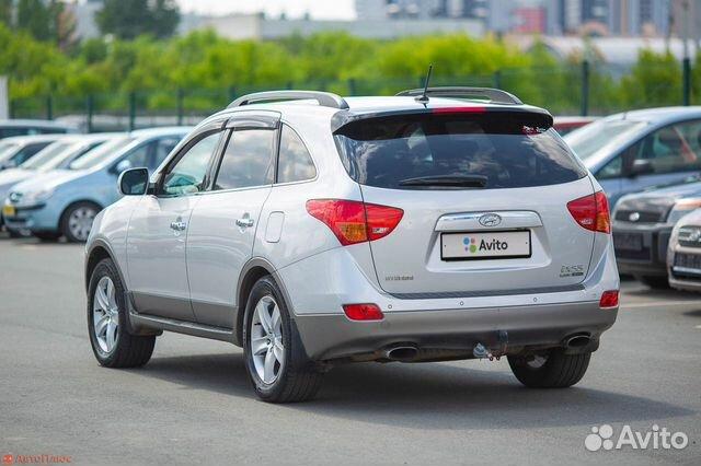 Hyundai ix55, 2011 купить 4