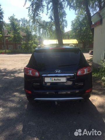 Hyundai Santa Fe, 2012 89210656665 купить 4