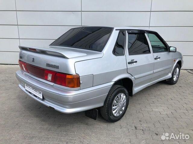 VAZ 2115 Samara, 2012 buy 5