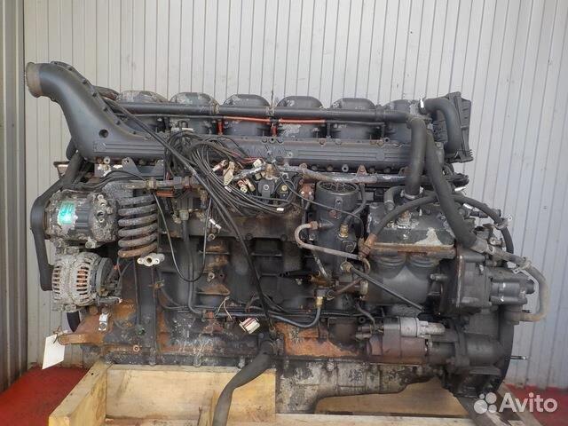Двигатель Скания DT1217L01 480 л.с. Euro4 HPI (Sca  83919898433 купить 2