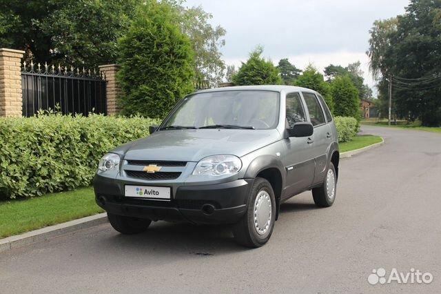 Chevrolet Niva, 2011  89584130603 купить 1