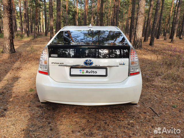 Toyota Prius, 2009  89144917377 купить 3