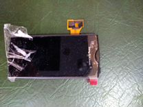 Sony Ericsson Xperia экран