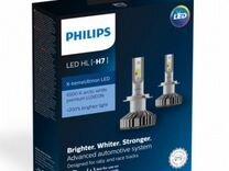 Светодиодная лампа H7 Philips X-treme Ultinion LED