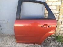 Форд Фокус 2 дорест дверь задняя левая