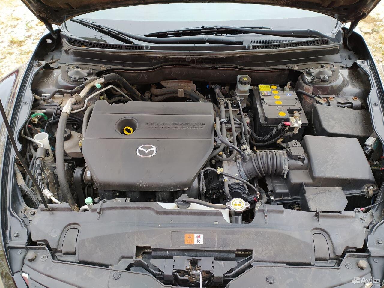 Mazda 6, 2008  89128758880 купить 6