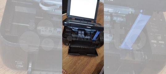 Мфу Принтер Canon pixma MP280 + Canon картридж
