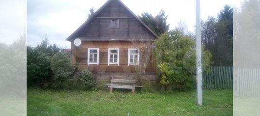 Дом 60 м² на участке 10 сот. в Московской области | Недвижимость | Авито