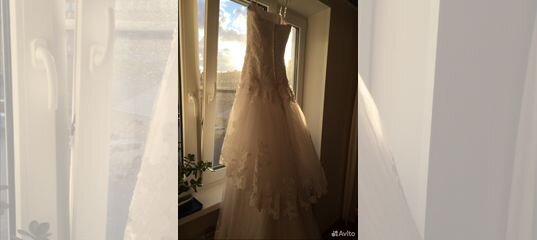5fa3b82559dff7e Свадебное платье Benjamin Roberts 907 купить в Санкт-Петербурге на Avito —  Объявления на сайте Авито