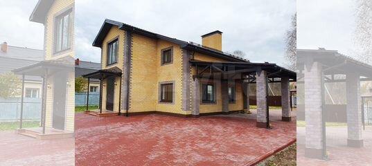 Коттедж 225 м² на участке 10 сот.