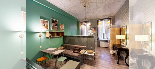 Студия, 35 м², 1/5 эт. в Санкт-Петербурге | Покупка и аренда квартир | Авито