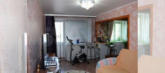 2-к квартира, 44 м², 3/5 эт. в Архангельской области | Покупка и аренда квартир | Авито