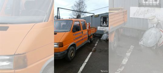 Авито транспортер т4 бортовой пб на элеватор