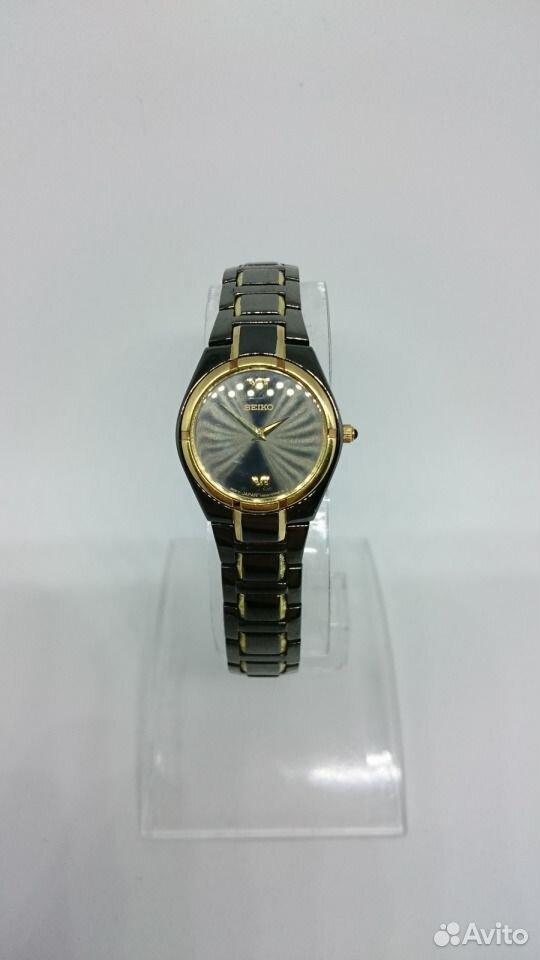 Женские наручные часы Seiko 1N00-0LS0 R2  89525003388 купить 1