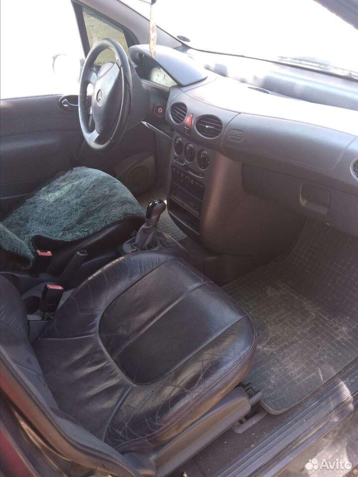Mercedes-Benz A-класс, 1999