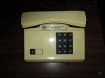 Аналоговый телефон трех проводной VEF