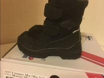 Ботинки зимние куома 25 р-р