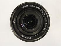Canon EOS 600D kit 18-135