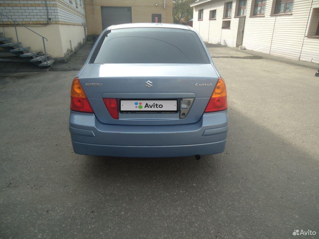 Suzuki Liana, 2008  89600996144 купить 5