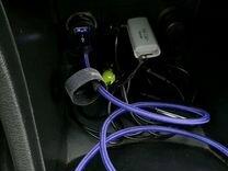 Автомобильное зарядное устройство 30w 5A Baseus