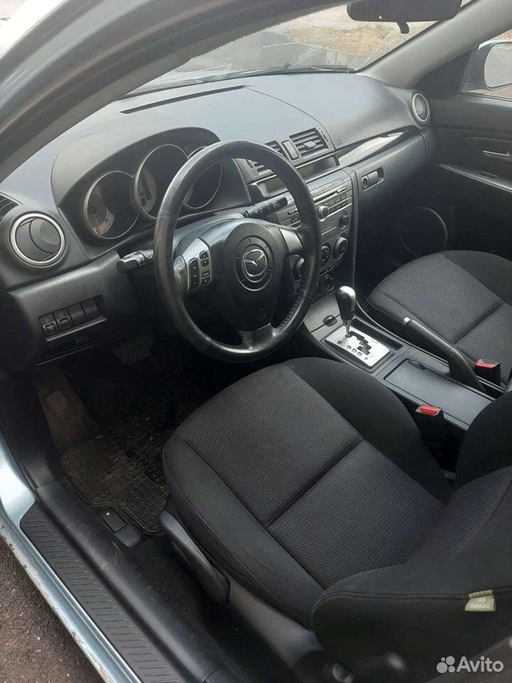 Mazda 3, 2007  89618940620 купить 7