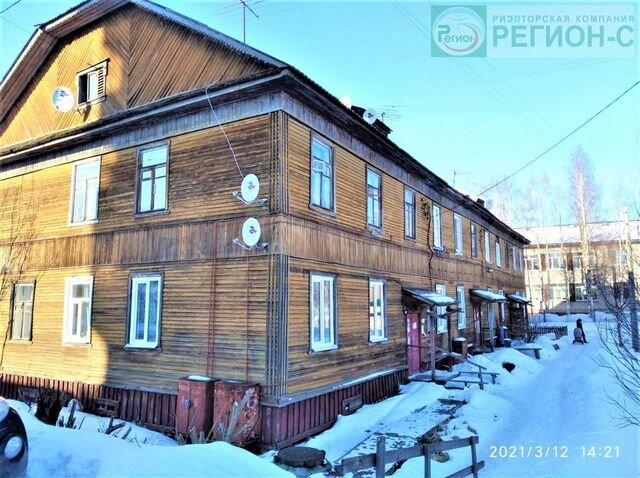 деревянном дом Гуляева 102