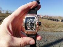 Новые часы (скелетоны). Топовая модель