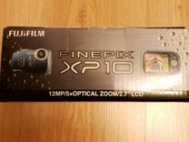Фотоаппарат Fujifilm finepix xp10