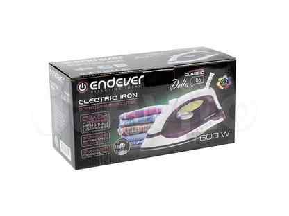 Электрический утюг endever delta-106