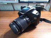 Зеркальный фотоаппарат Canon EOS 1100D kit