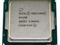 Новый Intel Pentium G4400