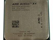 Процессор AMD Athlon X4 750K FM2
