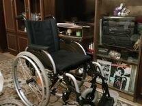 Легкая инвалидная немецкая коляска Ottobock