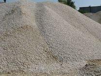 Песок, щебень, земля, бой кирпича