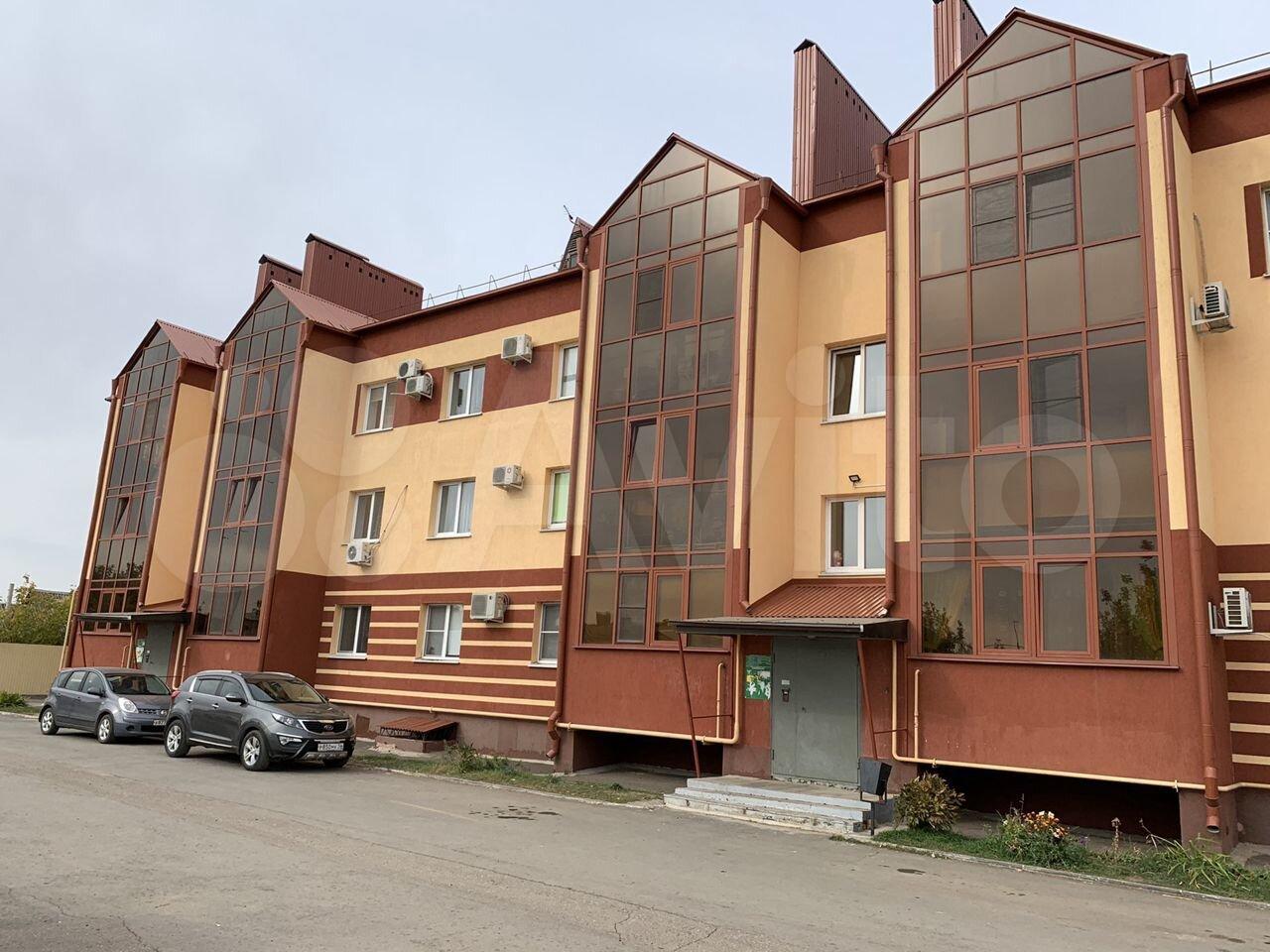 2-к квартира, 54.6 м², 1/3 эт.  89225542020 купить 1