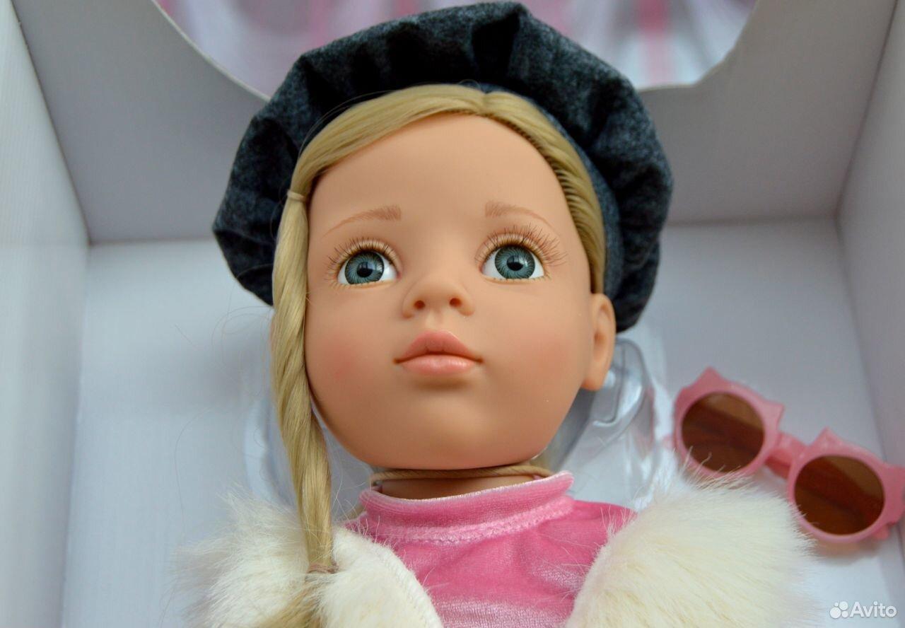 Кукла Лина от Gotz (Готц), 2018 года нюд  89063072268 купить 3