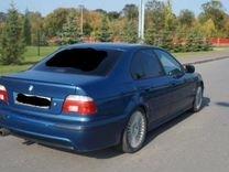 В Разборе BMW E39 на запчасти