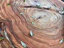 Слэб дерева Карагач и другие