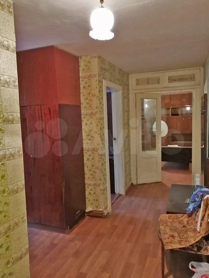 2-room apartment, 48 m2, 3/3 floor.  89819524186 buy 4