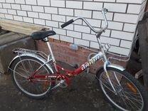 Велосипед складной орион