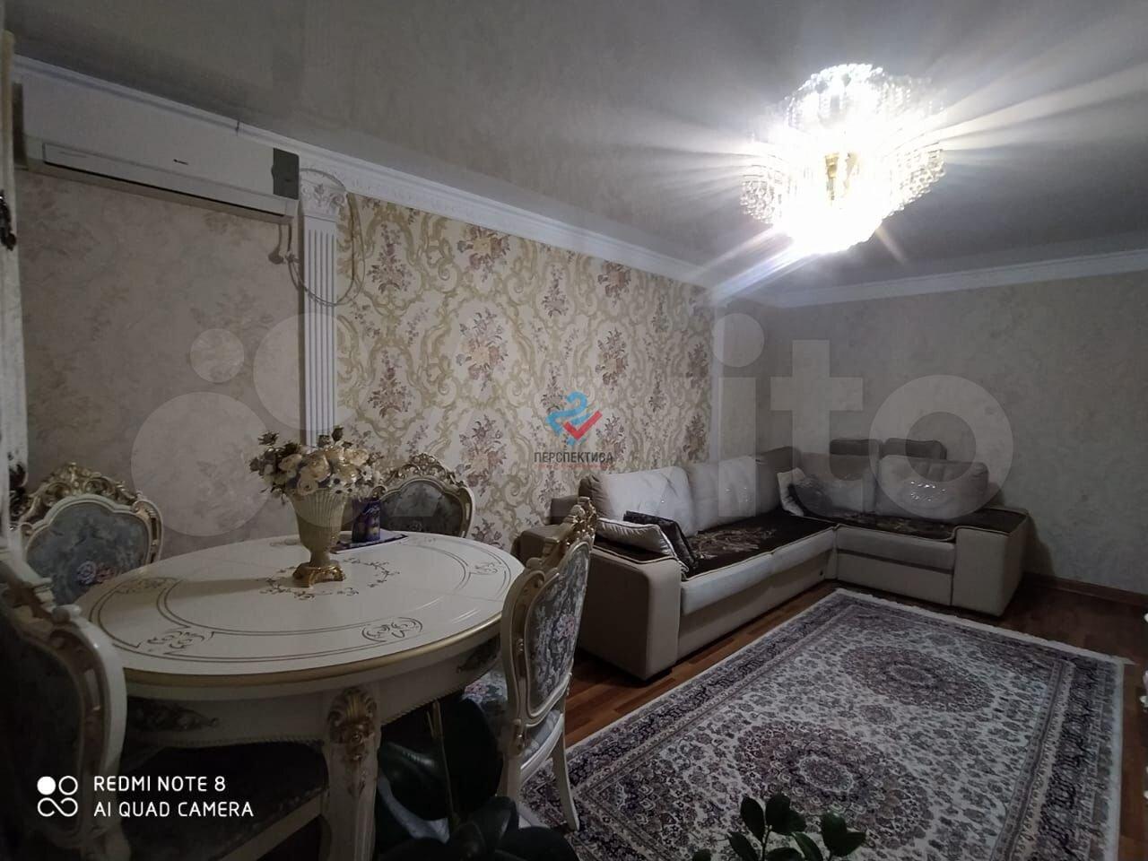 3-к квартира, 64.5 м², 2/5 эт.  89891741010 купить 2