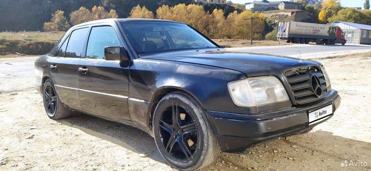 Mercedes-Benz W124, 1993  89674089777 купить 4