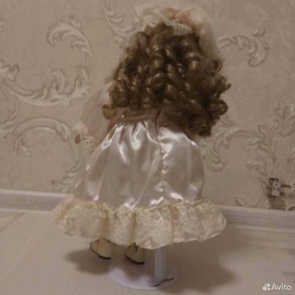 Кукла фарфоровая Remeco Collection  89128807271 купить 4