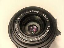 Leica Summicron-M 35mm f/2 asph. 6 bit
